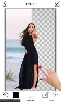 Background Changer - Cut Paste Photo on Background screenshot 1