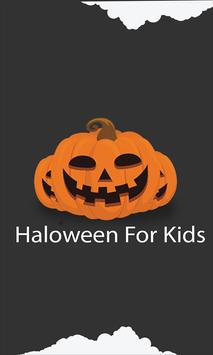 Halloween For Kids poster