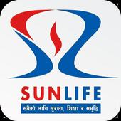 Sun Nepal Life Insurance App icon