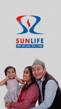 Sun Nepal Life Insurance App poster