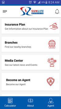 Sun Nepal Life Insurance App screenshot 1