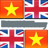 Tu Dien Anh Viet,Viet Anh icon