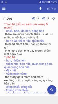Tu Dien Anh Viet,Viet Anh screenshot 3