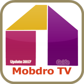 New Mobdro TV 2017 Tutor icon