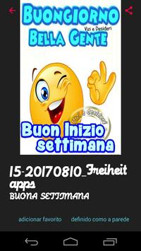 Buona Settimana screenshot 7