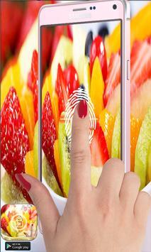 Fingerprint - Fruit PRANK poster