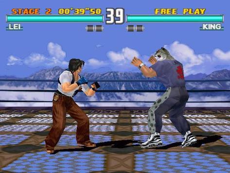Guide Tekken 3 screenshot 1