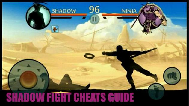 Cheats Guide for Shadow Fight poster