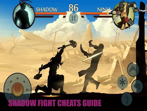 Cheats Guide for Shadow Fight screenshot 4