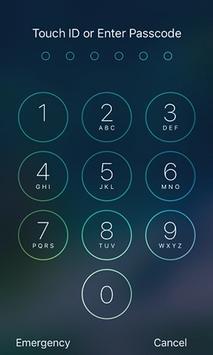 iLock Screen : iPhone Wallpaper screenshot 1