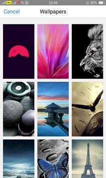 iLock Screen : iPhone Wallpaper screenshot 2