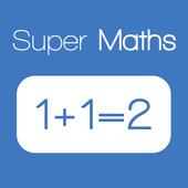 Super Maths icon