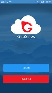 GeoSales poster