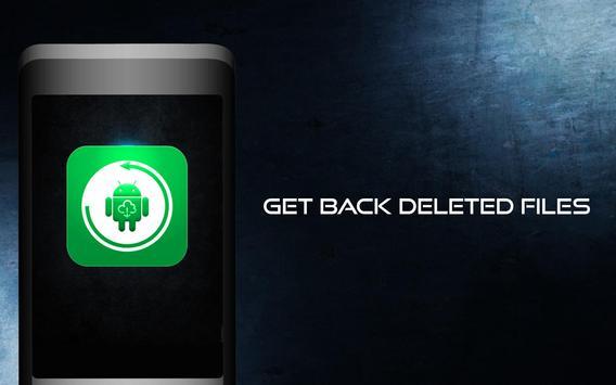 Get Back Deleted Files screenshot 2