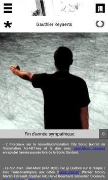 Gauthier Keyaerts apk screenshot