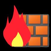 NoRoot Firewall-icoon