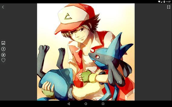 HD Wallpaper: Pokemon Arts apk screenshot