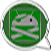 hacker whatsap prank icon