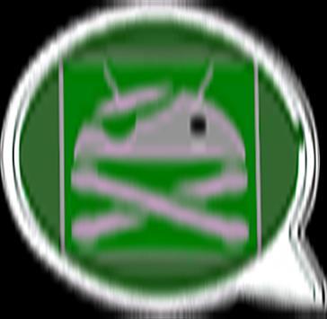hacker whatsap prank apk screenshot