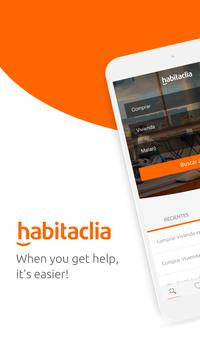 habitaclia - rent and sale of flats and houses poster