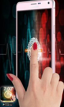 Fingerprint - Heartbeats PRANK apk screenshot