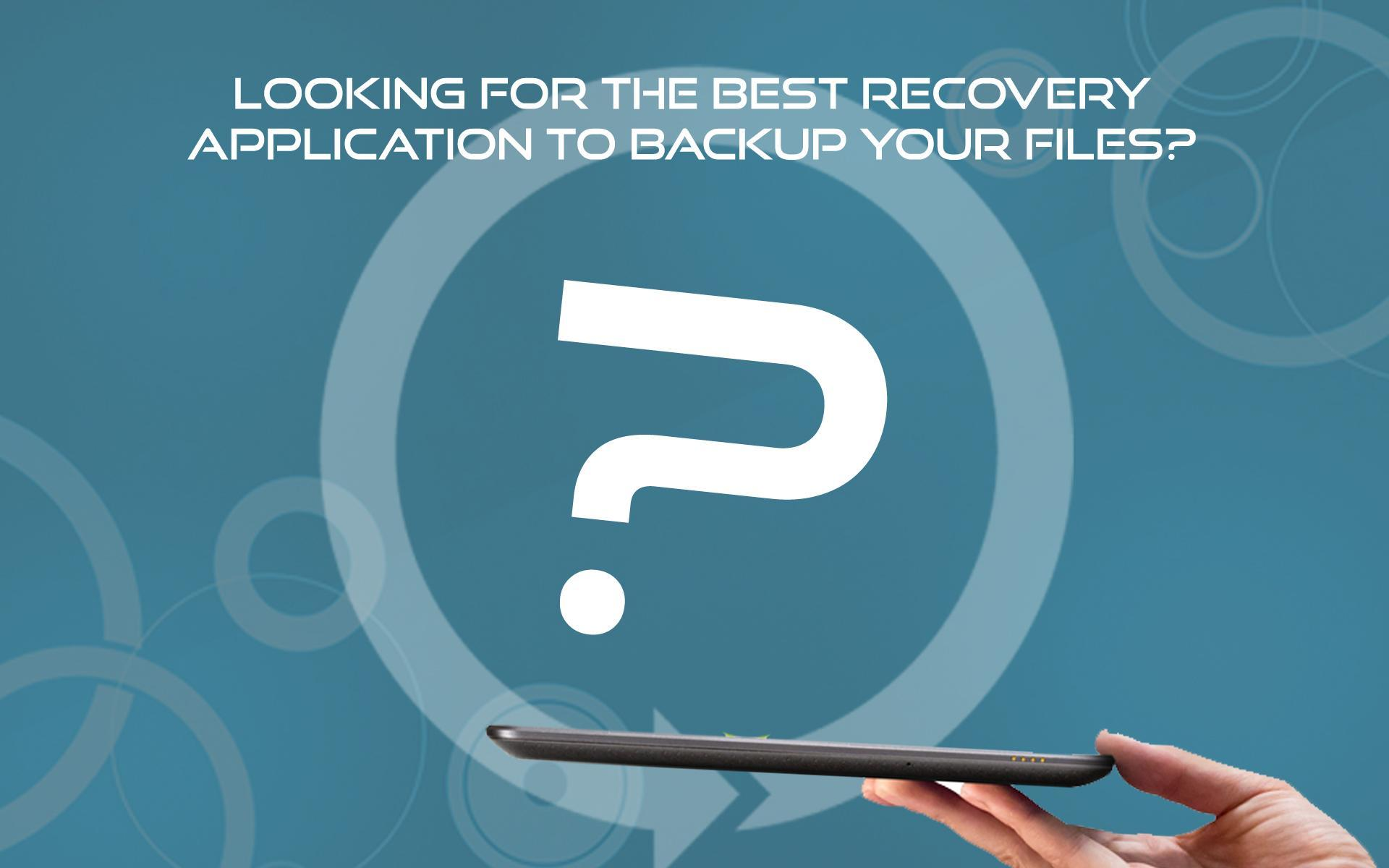 Mobile Data Recovery Software for Android - APK Download