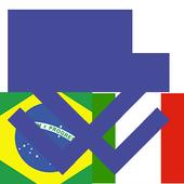 Brazilian Italian Dictionary icon