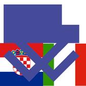 Croatian Italian Dictionary icon