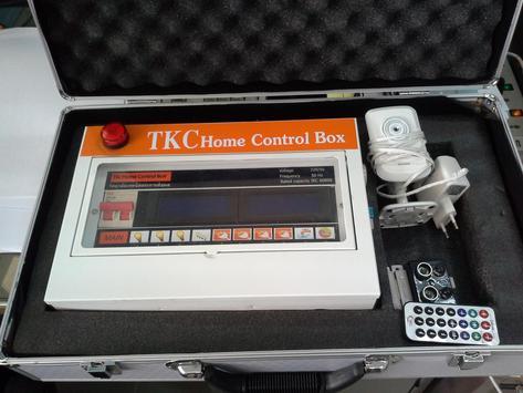 TKC Home Control Application apk screenshot