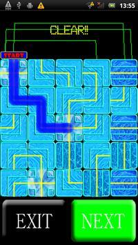 水を誘導するゲーム~LeadWater~ apk screenshot