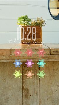 Color Snowflakes Icon Pack poster