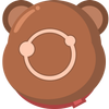 Cute Bear Icon Pack icon