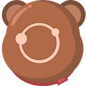 Cute Bear Icon Pack Zeichen