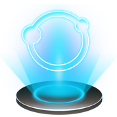 Blue Light Icon Pack icon