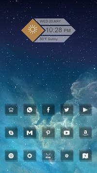 Floating Shadow Icon Pack apk screenshot