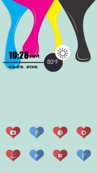 Love Likes Shadow Icon Pack screenshot 1