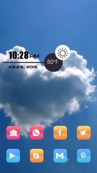 Lost Sky Icon Pack apk screenshot