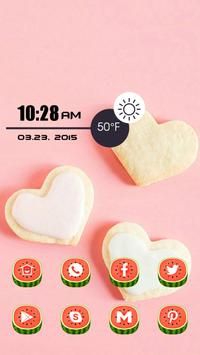 Red Watermelon Icon Pack apk screenshot