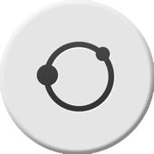 White Disc Icon Pack icon