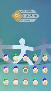 The Eggs Icon Pack apk screenshot