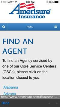 Amerisure Insurance Mobile apk screenshot