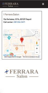 I Ferrara Salon screenshot 2