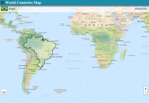 World atlas wikipedia apk download free education app for android world atlas wikipedia apk screenshot gumiabroncs Images
