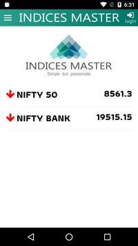 Indices Master apk screenshot