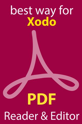 Free Xodo PDF Editor Tips for Android - APK Download