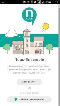 NOUS ensemble poster