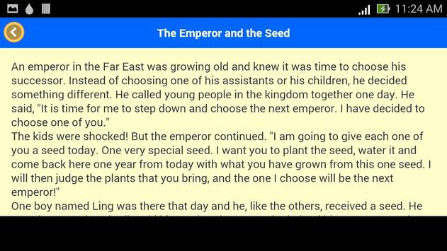 Islamic Moral Tales apk screenshot