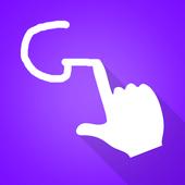 Finger Gesture Launcher icon