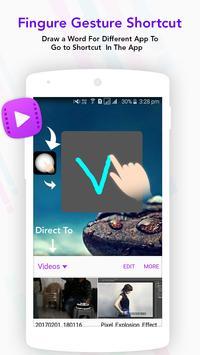 Finger Gesture Launcher apk screenshot