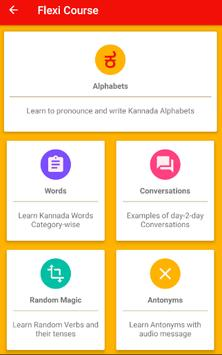 Learn Kannada in 10 Days - Smartapp screenshot 5